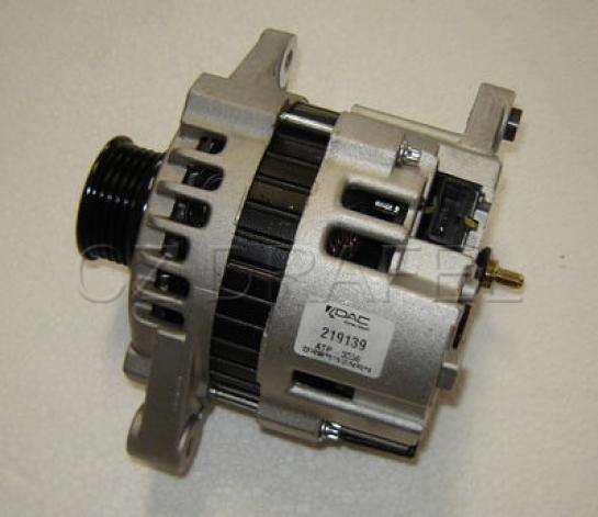 alternátor 12V/85A LANOS, originál GM