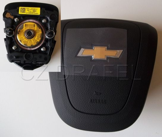 airbag řidiče CHEVROLET CRUZE